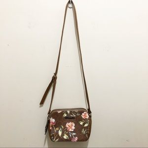 Nine West Crossbody Flower Purse
